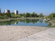 Tiszaújvárosi Dísz-tó